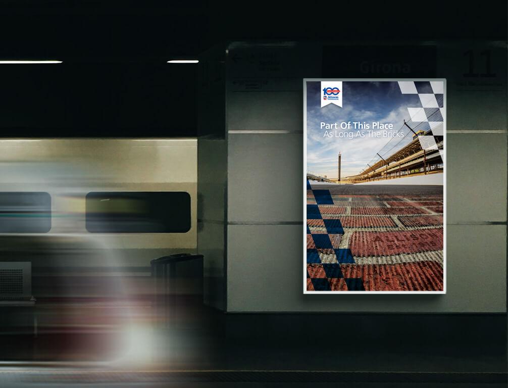 ATI 500 poster