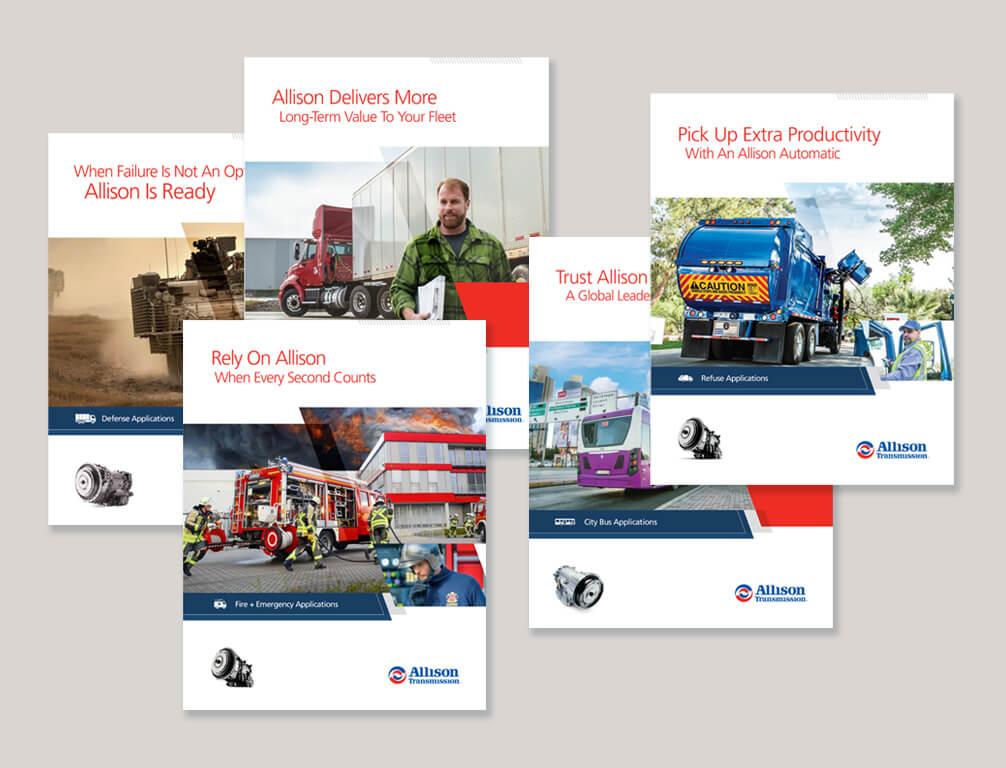 ATI brochures