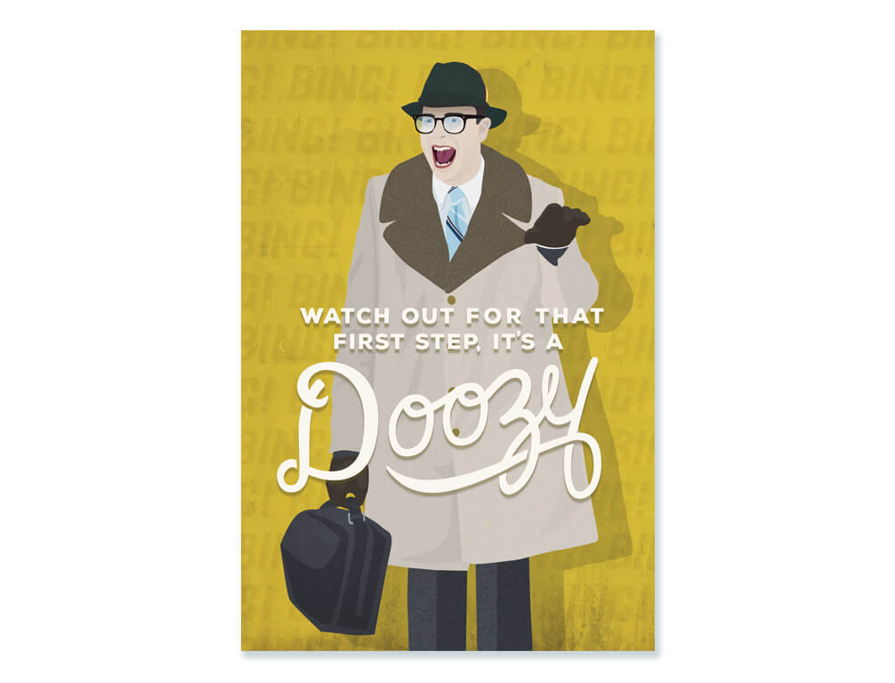 BPS Ned Ryerson poster