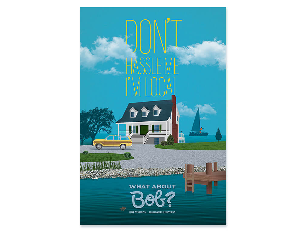 BPS What About Bob poster