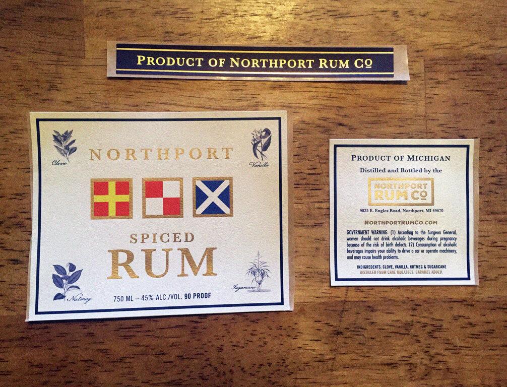 NRC Spiced Rum