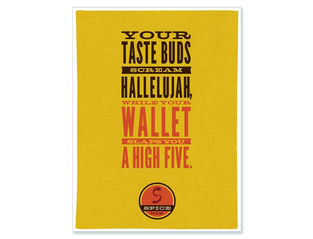 SD Tastebuds poster