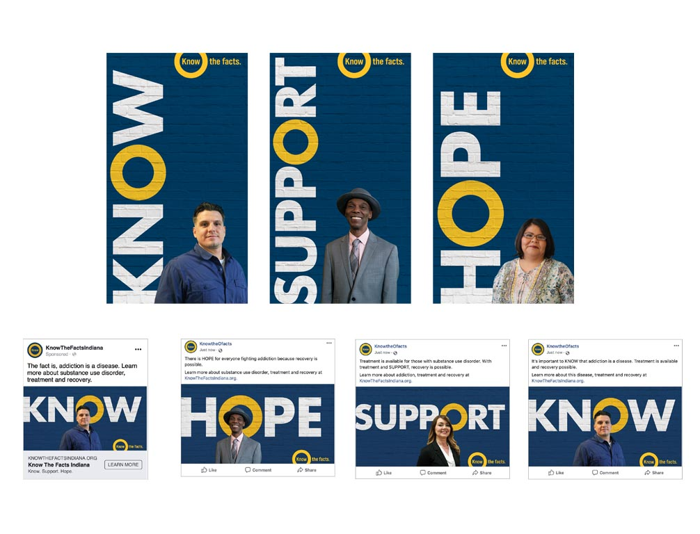 FSSA campaign social web