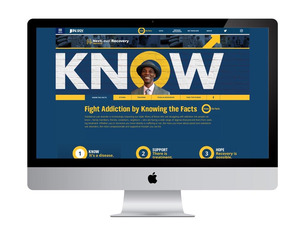 FSSA campaign website web